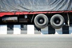 Авария на шоссе Стоковое Изображение RF