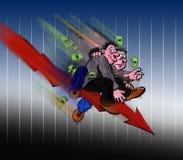 авария финансовохозяйственная Стоковые Фото