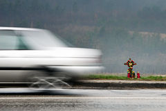 авария Стоковые Изображения RF