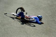 авария Стоковая Фотография RF