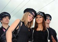 августовская улица zurich парада 14-ые 19th 2010 Стоковые Изображения