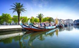 Авейру, Португалия стоковое изображение