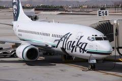 Авиакомпании Аляски Стоковое Изображение RF
