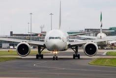 Авиакомпании Боинг 777 PIA Стоковые Фотографии RF
