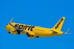 Авиакомпании духа стоковое изображение rf