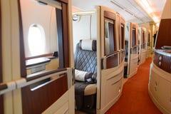авиакомпании singapore a380 airbus Стоковые Изображения