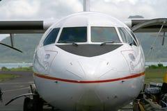 авиакомпания тропическая Стоковая Фотография RF