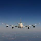 авиалайнер стоковые фото
