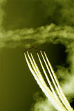 авиаотряд Стоковые Фотографии RF