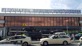 Авиапорт Берлина Стоковая Фотография RF