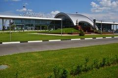 Авиапорт Белгорода Стоковое Фото