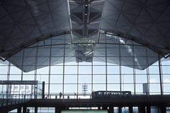 авиапорт внутрь Стоковые Фотографии RF