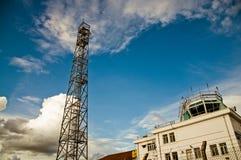 авиапорт Гибралтар Стоковое Изображение