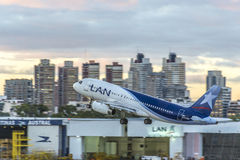 Авиапорт Джордж Newbery, Аргентина Стоковое Фото