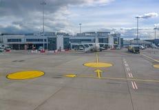 Авиапорт Дублина стоковое фото