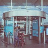 Авиапорт Лондона Stansted Стоковые Фото