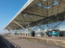 Авиапорт Лондона Stansted стоковые фотографии rf