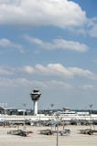 Авиапорт Мюнхена Стоковое Изображение