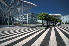 Авиапорт Мюнхена Стоковое фото RF