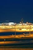 Авиапорт Мюнхен Стоковое фото RF