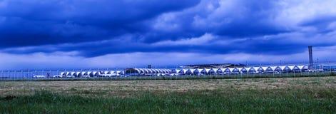 Авиапорт Таиланда Стоковое Фото