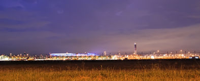 Авиапорт Таиланда Стоковое Изображение RF