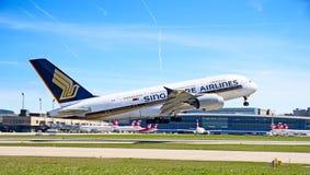 Авиапорт Цюриха Стоковые Фотографии RF