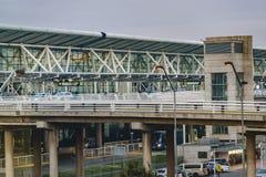 авиапорт Чили de santiago Стоковая Фотография
