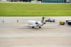 Авиапорт Штутгарта Стоковые Изображения RF