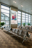 Авиапорт Шэньчжэня Стоковое Изображение