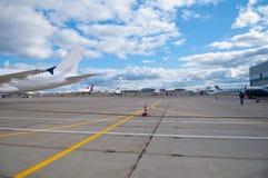 Авиапорт Стоковые Изображения