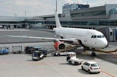 Авиапорт Стоковая Фотография RF