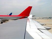 авиапорт Стоковое фото RF