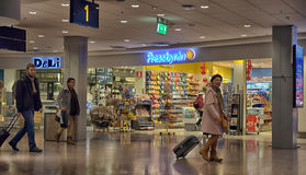 Авиапорт Arlanda Стоковая Фотография RF
