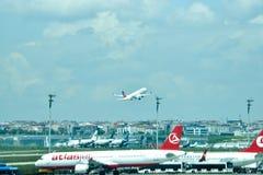 Авиапорт Ataturk Стоковые Фото
