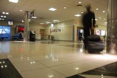 авиапорт atlanta Стоковое Изображение RF