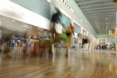 авиапорт barcelona Стоковое Фото