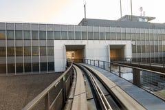 авиапорт frankfurt Стоковое Изображение