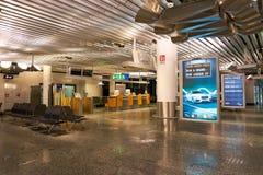авиапорт frankfurt Стоковое Изображение RF
