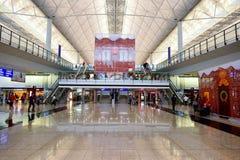 авиапорт Hong Kong стоковое изображение