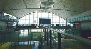 авиапорт Hong Kong стоковая фотография