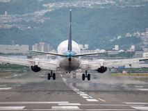 Авиапорт Itami в Японии стоковое изображение rf