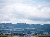 Авиапорт Itami в Японии Стоковые Фото