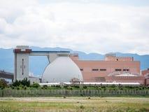 Авиапорт Itami в Японии стоковая фотография rf