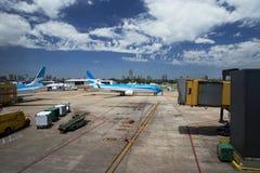 Авиапорт Mendoza, Аргентина Стоковое Фото