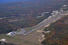 Авиапорт Muskoka, воздушный Стоковая Фотография RF