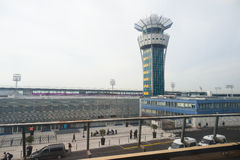 Авиапорт Orly стоковое фото rf