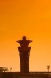 авиапорт orly paris стоковая фотография