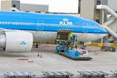 Авиапорт Schiphol Стоковая Фотография