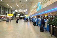 Авиапорт Schiphol Стоковая Фотография RF